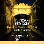 Play & Download Verso Venezia by Pallade Musica | Napster