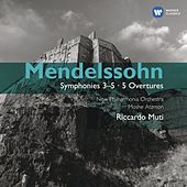 Mendelssohn: Symphony Nos. 3,4 & 5 by Various Artists
