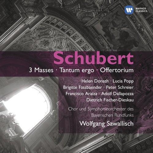 Play & Download Schubert Masses by Symphonie-Orchester des Bayerischen Rundfunks | Napster