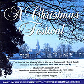 Play & Download A Christmas Festival by Captain JR Perkins The Band Of Her Majesty's Royal Marines | Napster
