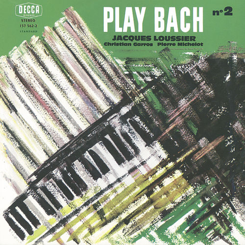 Play Bach, No. 2 by Jacques Loussier