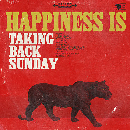 Happiness Is von Taking Back Sunday