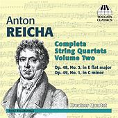 Play & Download Reicha: Complete String Quartets, Vol. 2 by Kreutzer Quartet | Napster