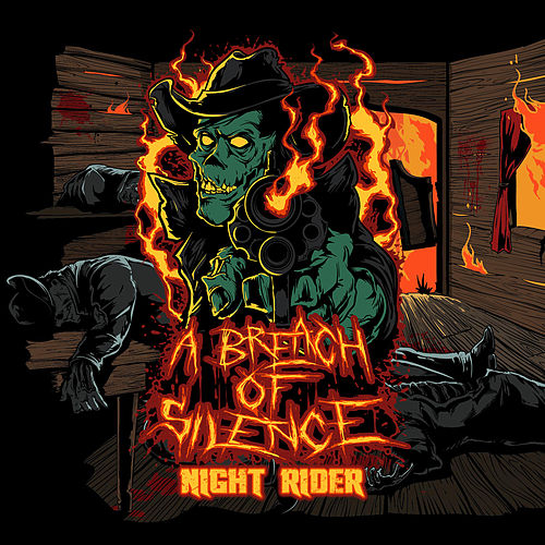 Play & Download Night Rider by A Breach Of Silence | Napster