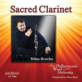 Play & Download Sacred Clarinet by Milan Rericha | Napster