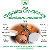 Play & Download 25 de las Mejores Canciones Irlandesas Para Beber, Vol. 2 by Various Artists | Napster