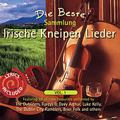 Die Beste Sammlung Irische Kneipen Lieder, Vol. 1 by Various Artists