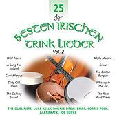 25 der Besten Irischen Trink Lieder, Vol. 2 by Various Artists