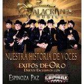 Play & Download Nuestra Historia de Voces by Alacranes Musical | Napster