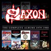 The Complete Albums 1979-1988 by Saxon