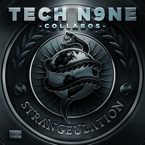 Play & Download Strangeulation by Tech N9ne | Napster