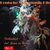 Deutsche Volksmusik Hits - Fröhlichkeit, hab' Sonne im Herzen, Vol. 5 by Various Artists