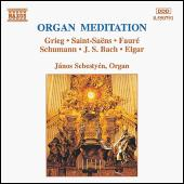 Organ Meditation by Various Artists
