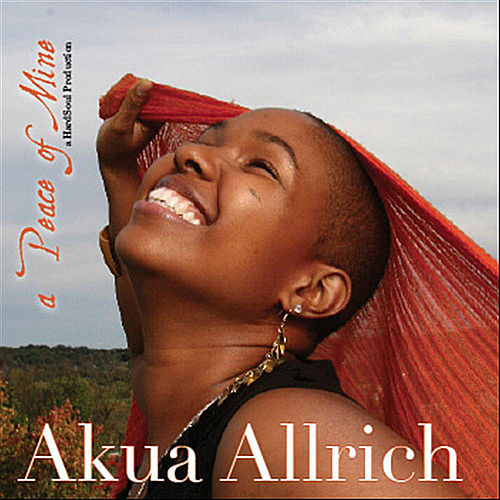 Play & Download A Peace of Mine - Download Card Version by Akua Allrich | Napster