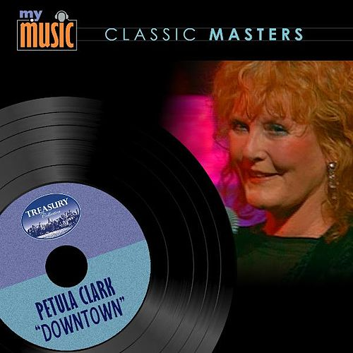 Play & Download Downtown by Petula Clark | Napster