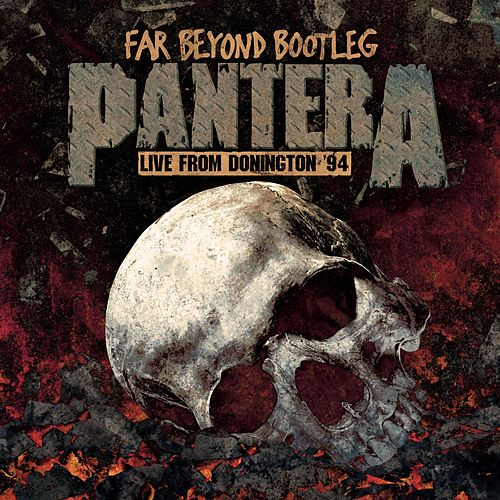 Far Beyond Bootleg - Live From Donington '94 by Pantera