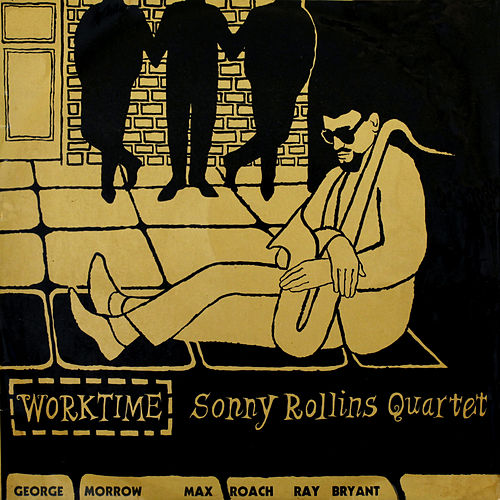Worktime (Bonus Track Version) by Sonny Rollins