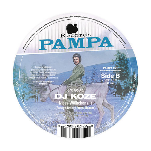 Amygdala Remixes #2 by DJ Koze