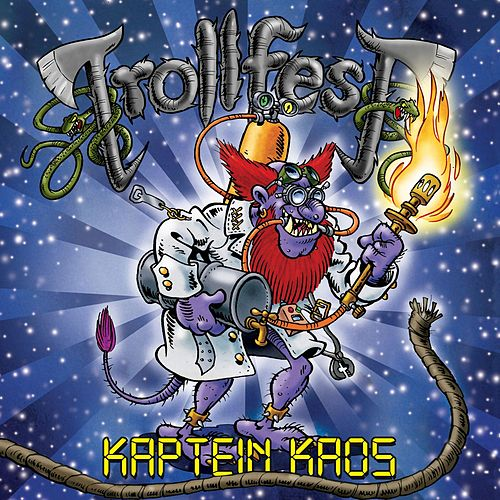 Play & Download Kaptein Kaos by TrollfesT | Napster