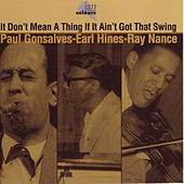 Play & Download P. Gonsalves / E. Hines / R. Nance by Earl Fatha Hines | Napster
