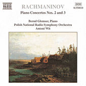 Play & Download RACHMANINOV: Piano Concertos Nos. 2 and 3 by Bernd Glemser | Napster