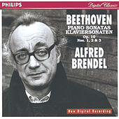 Play & Download Beethoven: Piano Sonatas Nos.5, 6 & 7 by Alfred Brendel | Napster