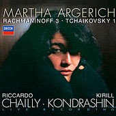 Play & Download Rachmaninov: Piano Concerto No.3 / Tchaikovsky: Piano Concerto No.1 by Martha Argerich | Napster