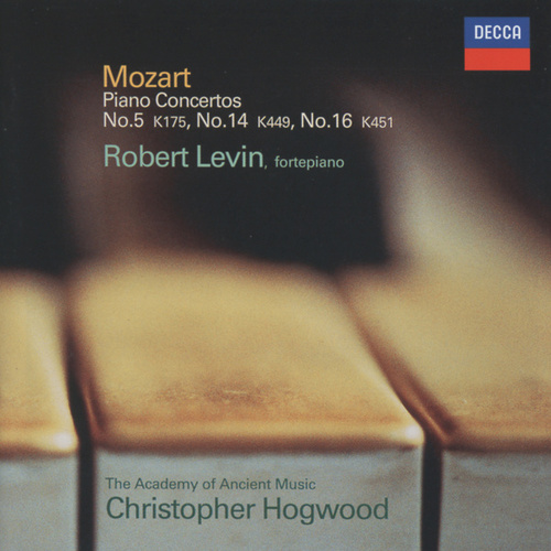 Play & Download Mozart: Piano Concertos Nos. 5, 14 & 16 by Robert Levin   Napster