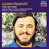 The World's Best Loved Tenor Arias by Luciano Pavarotti