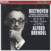 Play & Download Beethoven: Piano Sonatas Nos.16-18 by Alfred Brendel | Napster
