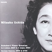 Schubert: Piano Sonatas D664, D537 etc by Mitsuko Uchida
