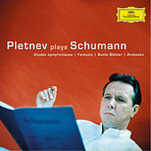 Play & Download Schumann: Etudes symphonique; Fantasie, Op.17;  Bunte Blätter; Arabeske by Mikhail Pletnev | Napster
