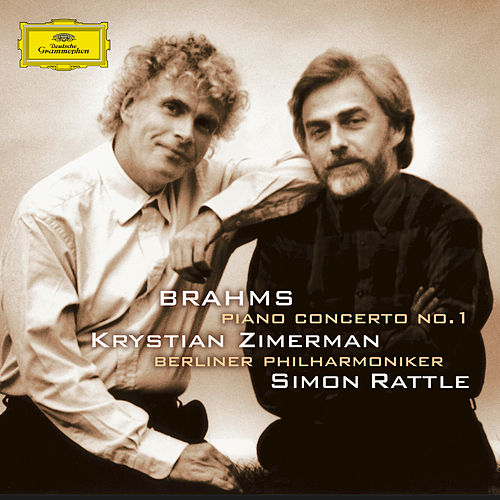 Play & Download Brahms: Piano Concerto No.1 by Krystian Zimerman | Napster