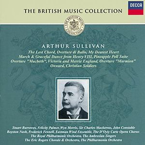 Sullivan: The Lost Chord by Various Artists