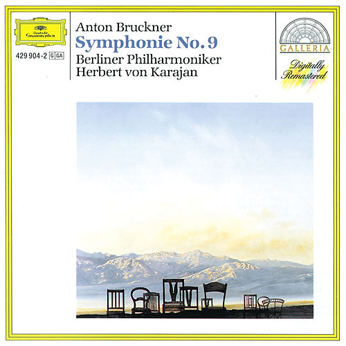 Bruckner: Symphony No.9 by Berliner Philharmoniker