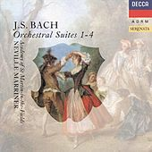 Bach, J.S.: Orchestral Suites 1-4 by Various Artists