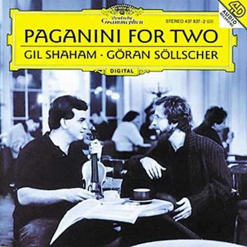 Play & Download Paganini For Two by Gil Shaham | Napster