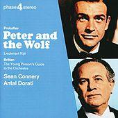 Play & Download Prokofiev: Peter and the Wolf; Lieutenant Kijé / Britten: The Young Person's Guide to the Orchestra by Various Artists | Napster