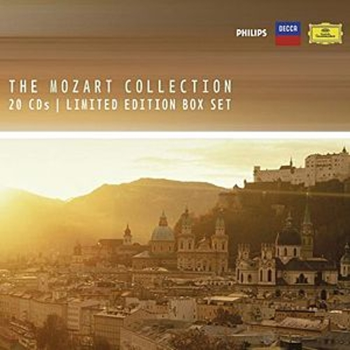Play & Download Mozart Collection by Various Artists | Napster