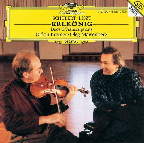 Play & Download Schubert / Liszt: Erlkönig  Duos & Transcriptions by Various Artists | Napster