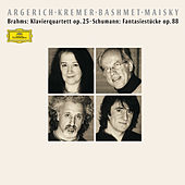 Play & Download Brahms: Piano Quartet / Schumann: Fantasiestücke by Martha Argerich | Napster