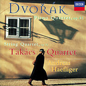 Play & Download Dvorák: Piano Quintet in A/String Quartet No.10 by Takács Quartet | Napster
