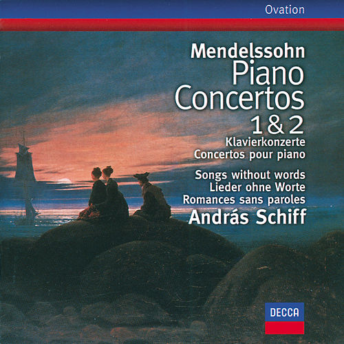 Play & Download Mendelssohn: Piano Concertos Nos.1 & 2; Songs without words by András Schiff | Napster