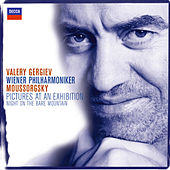 Mussorgsky: Pictures at an Exhibition etc by Wiener Philharmoniker