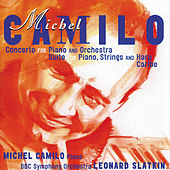 Michel Camilo: Concerto for Piano & Orchestra; Suite for piano, harp & strings; Caribe by Michel Camilo