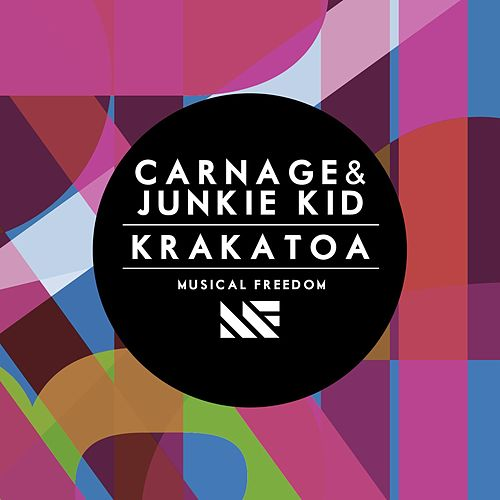 Play & Download Krakatoa by Carnage | Napster