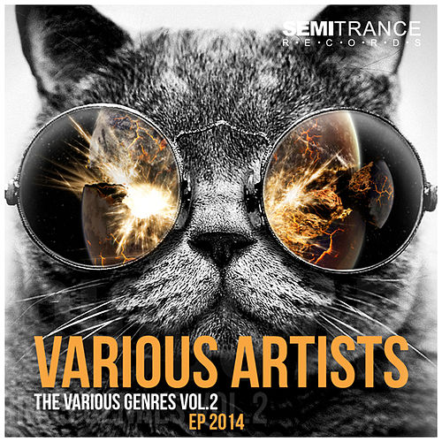 Play & Download The Various Genres, Vol. 2 - Ep 2014 by Various Artists | Napster