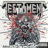 Play & Download Return to the Apocalyptic City by Testament | Napster