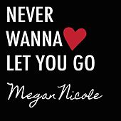 Never Wanna Let You Go by Megan Nicole
