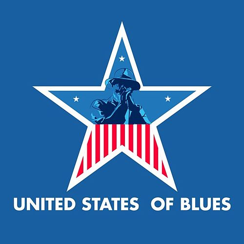 Play & Download United States of Blues by Various Artists | Napster